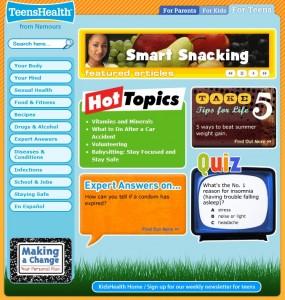 Teen Sites Teenspace The 114