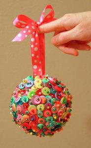 button-ornament